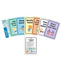 Durus Hygiene Teaching Cards A5 7 Pack