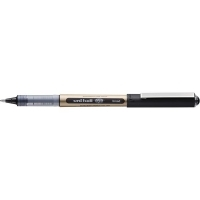 Uniball UB150 Broad 1.0mm Liquid Ink Rollerball Pen BX12 Black