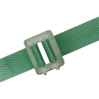Plastic Strapping Clear Plastic Buckles 12mm PK1000