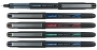Uniball UB185BL Vision Elite Rollerball Pen 0.5 BX12 Blue