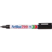 Artline 700 Marker Permanent Fine Bullet Black
