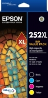 Epson Ink Cartridge 252XL 4 HY Ink Value Pack