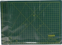 Osmer Cutting Mat H316 Green A4 300x220mm