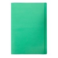 Marbig Manilla Folders Coloured Fcap PK20 Green