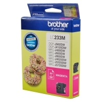 Brother Ink Cartridge LC233 Magenta