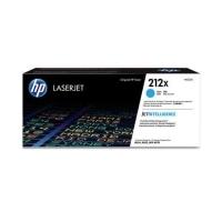 HP Toner 212X W2121X Cyan HiCapacity 10k
