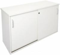 Rapid Vibe Credenza H730xW1200xD450mm White
