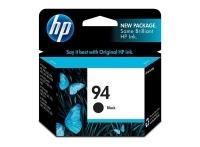 HP Ink Cartridge 94 C8765WA Black