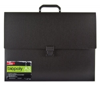 Jasart Art Cases A3 448x340mm Biopoly Black