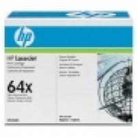 HP Toner (64X) CC364X Black HiCapacity