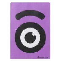 Optix Coloured Paper A4 80gsm (Ream/500sheets) Juni Purple