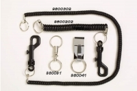 Rexel Key/Card Holder Expandable with Spiral Cord  9800302