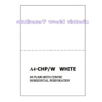 Bala Laser Form A4-CHP/W Plain White PK500