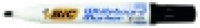 BIC Velleda Whiteboard Markers 175109 Chisel Point BX12 Black