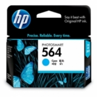 HP Ink Cartridge 564 CB318WA Cyan
