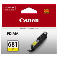 Canon Ink Cartridge CLI681 (681Y) Yellow