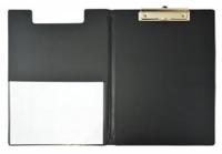 Bantex Clipboard Clipfolder A4 PVC 4240-10 Black