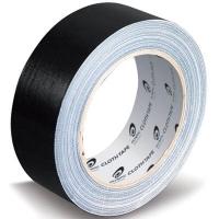 Olympic Cloth Binding Tape (Wotan) 141707 38mm x 25Mt Black