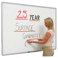 Visionchart Porcelain Magnetic Whiteboard  900x900mm
