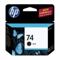 HP Ink Cartridge (74) CB335WA Black