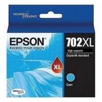 Epson Ink Cartridge 702XLC Cyan