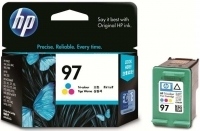 HP Ink Cartridge 97 C9363WA Color HiCapacity