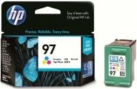 HP Ink Cartridge (97) C9363WA Color HiCapacity