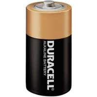 Duracell Battery Coppertop Alkaline C (per each)