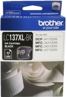 Brother Ink Cartridge LC137XLBK Black