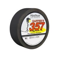 Stylus 357 Nashua Gaffer Tape 48mm x 40M Black BX24