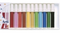 Artline 300 Liquid Crayon Water Based Marker Assorted 12 Pack