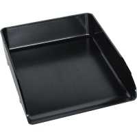 Metro Document Tray Metro 3461 Fcap Black