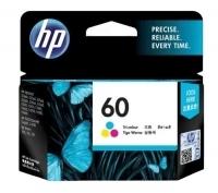 HP 60 Ink Cartridge CC643WA Colour