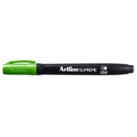ARTLINE SUPREME METALLIC MARKER 1.0 mm  BX12 GREEN
