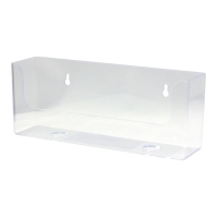 Deflecto Brochure Holder DL Landscape Clear 76601