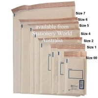 JiffyLite Mailbag No.2 215x280mm (each) 604102