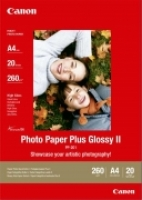 Canon Glossy Photo Paper A4 PK20 260gsm PP201