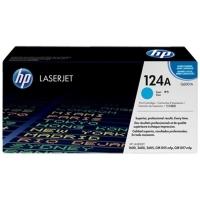 HP Toner 124A Q6001A Cyan