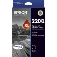 Epson Ink Cartridge 220 HY Black Ink Cartriddge