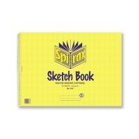 Spirax Sketch Book 533 A3 247x270mm 20sheets 110gsm