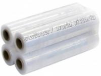 Hand Pallet Wrap 500mm x 400M 25UM Clear