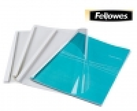 Fellowes Thermal Binding Covers  A4 PK100 (50-60sh) 6.0mm White