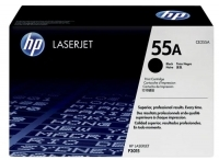 HP Toner 55A CE255A Black
