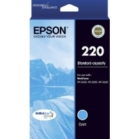 Epson Ink Cartridge 220 Cyan