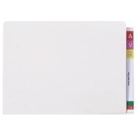 Avery Lateral Shelf File Fcap White PK15 46501