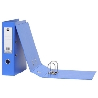 Marbig Lever Arch File PVC Standard A4 6501001 Blue