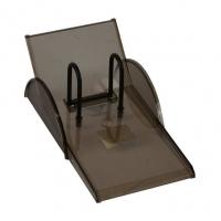 Itaplast Desk Calendar Stand Top Open i120 Smoke Tint