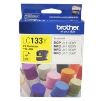 Brother Ink Cartridge LC133Y Yellow