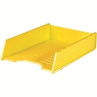 Document Tray Italplast Stackable i60 (Fruit) Banana