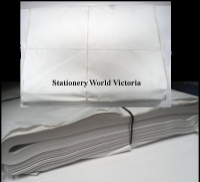 Butchers Paper Sheets 510x760mm 15Kg Pkt (approx.600-700sheets)